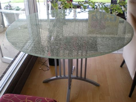 crackle glass table 46 best images about crackle glass on 2978