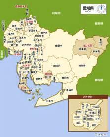 愛知県:シンプル地図:Mapion(マピオン) > 愛知県 地図