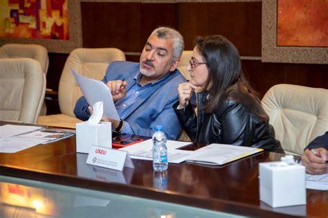ajman university hosts debate  architectural education