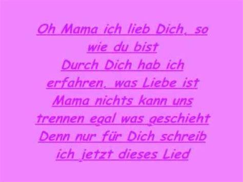 raz mama ich lieb dich  meine mama gerichtet youtube