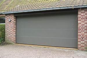 Portes de garage soboferm for Porte de garage enroulable jumelé avec tordjman porte