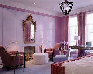 Purple interior design ideas for your inspiration for Interior house decoration with purple