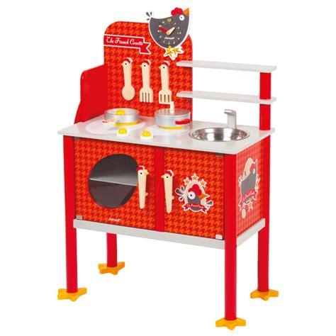 cuisine à la cocotte maxi cuisine the cocotte bois janod king jouet cuisine et dinette janod jeux d