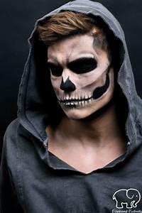 21 Halloween Makeup Ideas For Men | Mens halloween makeup ...
