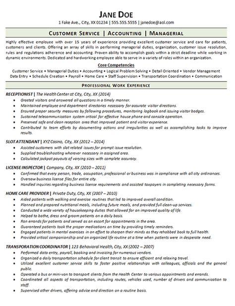 resume with employment gap exles exles of resumes