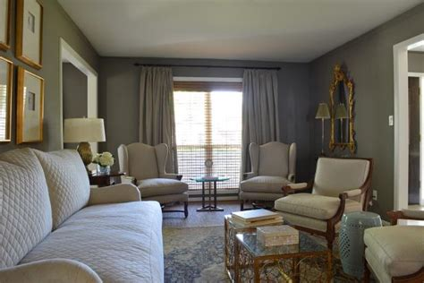 Olive Toned Walls with Gold Accents in Neutral Masculine