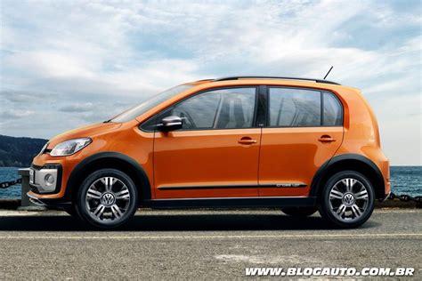 Volkswagen Cross Up! 2018 é Lançado Por R$ 55,6 Mil Blogauto