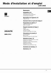 Four Hotpoint Ariston Notice : mode d 39 emploi lave vaisselle hotpoint ariston aq8l 29 u ~ Dailycaller-alerts.com Idées de Décoration
