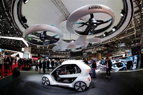 Audi Flying Car by Audi Joins Airbus And Italdesign On Flying Car Project