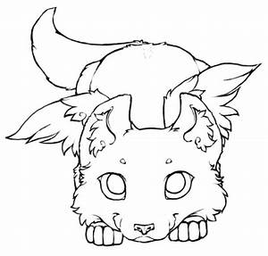 Cub #2: lineart from this pic >> #1 of course being this ...