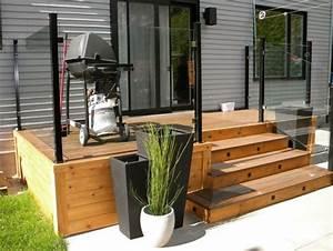 25 best ideas about balcon bois on pinterest palette With idee deco terrasse exterieure 0 25 idees pour amenager et decorer un petit jardin