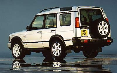 old car manuals online 2001 land rover discovery series ii transmission control r0308 land rover discovery