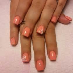 Peach nail art designs ideas design trends premium psd