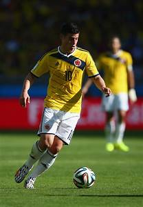 James Rodriguez Photos Photos - Colombia v Greece: Group C ...