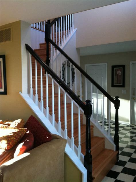 exterior stair railing images  pinterest