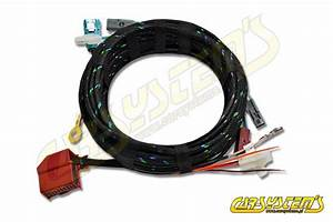 Audi A6 4g0 Rear Highline Camera Wiring Harness