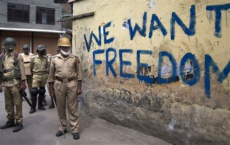 World's Indifference to Indian Occupied Kashmir