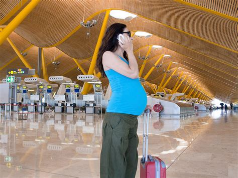 Traveling By Plane When Pregnant Babycenter