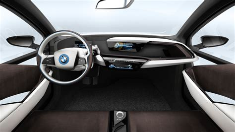 2014 Bmw I3 Concept Mcv Interior Dashboard