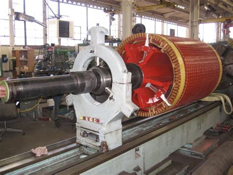 Electric Motor Service by Industrial Electric Motor Repair Service Rewinding