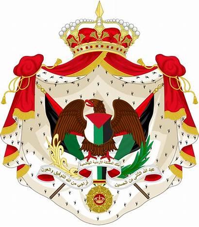Crown Hashemite King Arabia Kingdom Supreme Clipart
