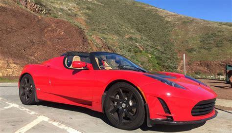 2018 Tesla Roadster Sport 30 Review The Worlds Best