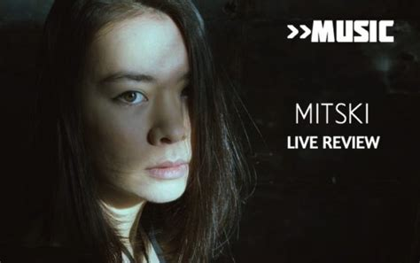 Live review: Mitski, at Electric Circus - Access All Areas ...