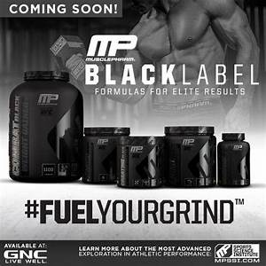 Muscle Pharm Black Label