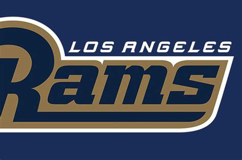 los angeles rams completely shed st louis image
