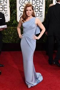 Amy Adams' Golden Globes 2015 Dress Is by Versace ...