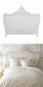 Tete De Lit Chic : 7 t tes de lit baroque pour votre chambre shabby chic bed pillows master bedroom bedroom ~ Melissatoandfro.com Idées de Décoration