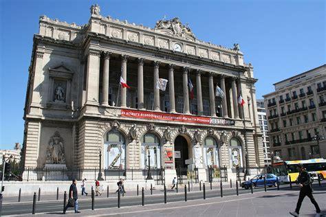 chambre des commerces marseille palais de la bourse marseille wikipédia