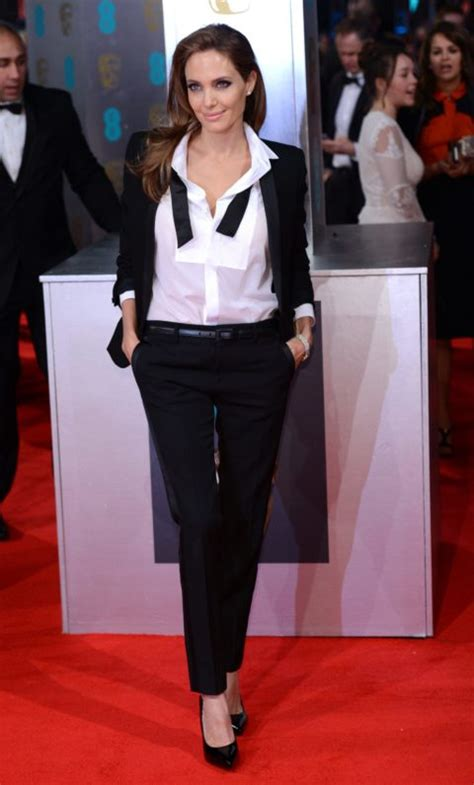 11 Female Celebrities Who Rocked Tuxedos On The Red Carpet