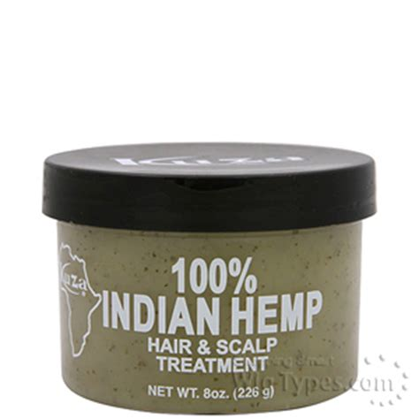kuza indian hemp hair scalp treatment oz wigtypescom