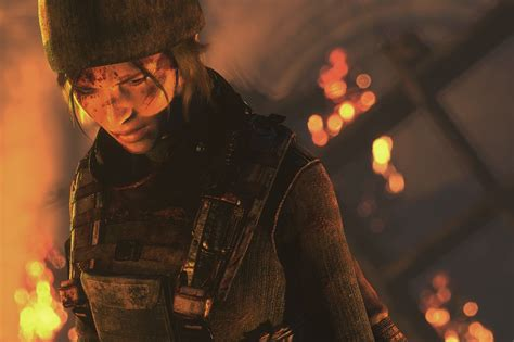 rise   tomb raider pc patch adds  graphics options