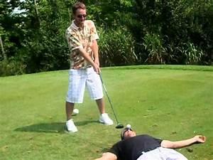 Making a golf swing