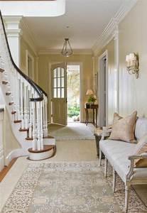 teppich fur den flur 41 designer vorschlage archzinenet With balkon teppich mit moderne tapeten für den flur