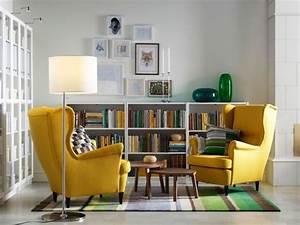 Fauteuil Jaune Ikea : ikea salon 50 id es de meubles exquises pour vous ~ Teatrodelosmanantiales.com Idées de Décoration