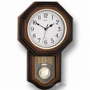 Wanduhr Mit Pendel : antiker regulator mebus design pendeluhr wanduhr uhr mit ~ Watch28wear.com Haus und Dekorationen