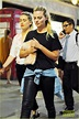 Margot Robbie Hangs with Amber Heard After Her Divorce ...