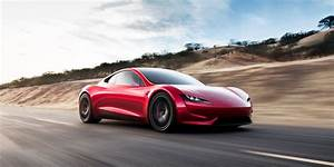 Elon Musk Says Tesla Roadster Will Have Spacex Upgrade