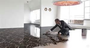 steinwand im wohnzimmer anbringen 2 moderner bodenbelag kreative deko ideen und innenarchitektur
