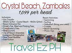 Crystal Beach Zambales San Narciso