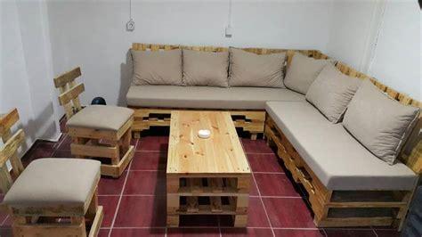 pallet sectional sofa indoor pallet sectional pixshark com images