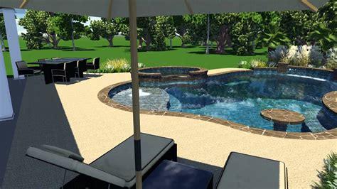 Backyard Amenities by Corey Pool Design V2 By Backyard Amenities