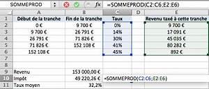 Calcul Impot Simulation : comment calculer son imp t sur le revenu avec excel tutoriels forum formule excel ~ Medecine-chirurgie-esthetiques.com Avis de Voitures