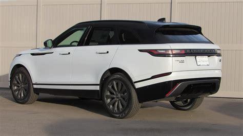 Land Rover Range Rover Velar 2019 by New 2019 Land Rover Range Rover Velar P250 R Dynamic Se