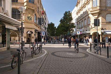 shopping streets  frankfurt global blue
