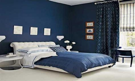 royal blue painted bed room dark blue bedrooms  blue