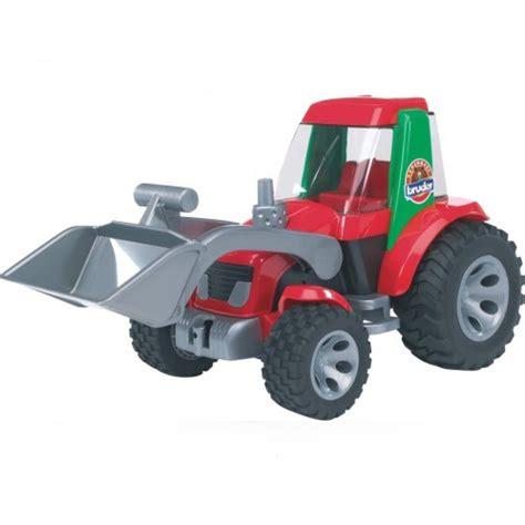 Bruder Roadmax 20102 Traktor Mit Frontlader Timmi
